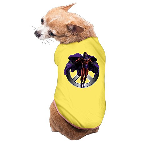 Mystique Movie Costume (Greenday X Game Logo Movie Cool Doggy Pets Costumes Size L Yellow)