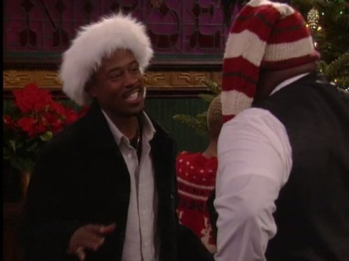 Scrooge (Christmas Show Martin Lawrence)