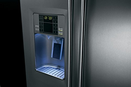 Amerikanischer Kühlschrank General Electric : General electric rce vgbf ss amerikanischer kühlschrank