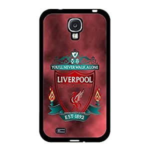 Classical Vintage LFC Liverpool Football Club Phone Case Premier League FC Design Case for Samsung Galaxy S4 I9500 Liverpool FC Logo