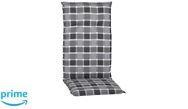 greemotion Almería Cojines para sillas Gris: Amazon.es: Jardín