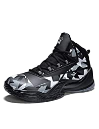 No.66 Town Men's Women's Fashion Shock Absorption Jogging Running Sneaker,Basketball Shoes for Youth
