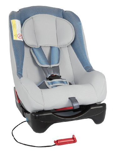 Autokindersitz GALAXY von UNITED-KIDS, PO Grey 02 - Chick, Gruppe 0+/I, 0-18 kg