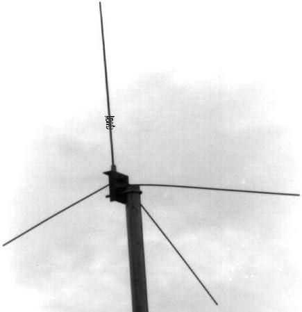 MFJ-1752 Base antenna 4ft w//ground plane 1.25m
