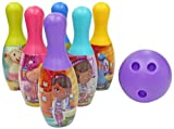 What Kids Want Doc McStuffins Bowling Set