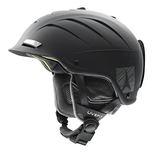 Atomic 2016/17 Nomad LF All Mountain Ski Helmet (Black - M) (Atomic Ski Helmets)