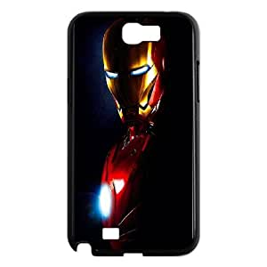 Samsung Galaxy N2 7100 Cell Phone Case Black_Iron-Man Xogng