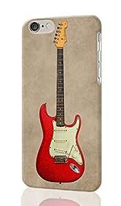 Fender Stratocaster Custom Diy Unique Image Durable 3D Case Iphone 6 - 4.7