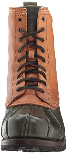 Frye Mens Warren Anka Regn Boot Skog / Multi