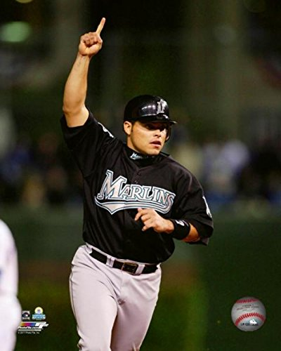 Amazon com: Ivan Rodriguez Game 7 of the 2003 National