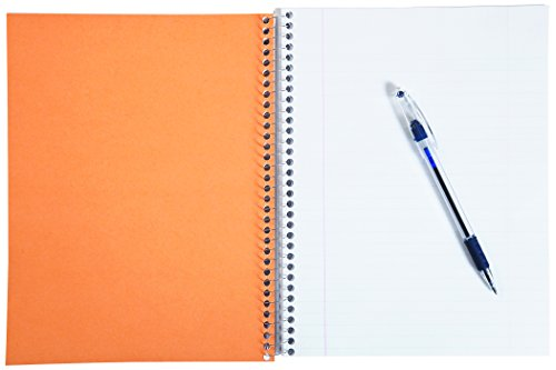 043100057468 - Mead Spiral Notebook, 3-Subject, Wide-Ruled, COLOR MAY VARY (05746) carousel main 4