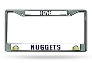 NBA Chrome Plate Frame