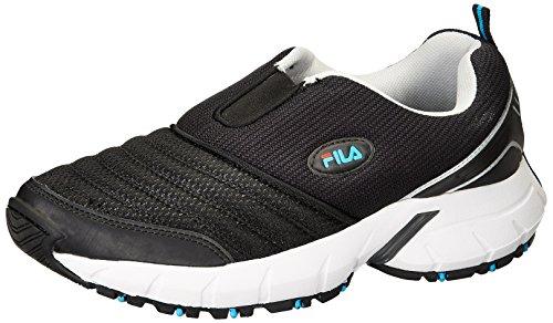 Fila Men's Smash lv Black Sneakers -8 UK/India(42 EU)(9 US)