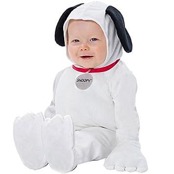 7f80f6df8be96 スヌーピー ピーナッツ スヌーピー 着ぐるみ ジャンプスーツ コスチューム 赤ちゃん 幼児 キャラクターグッズ ハロウィン 衣装 (12-