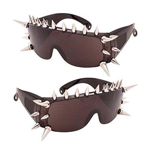 MyPartyShirt Spike Frame - Sunglasses Spike