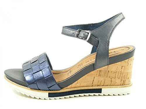 Tamaris 1-28381-38 Sandalias para mujer Blau
