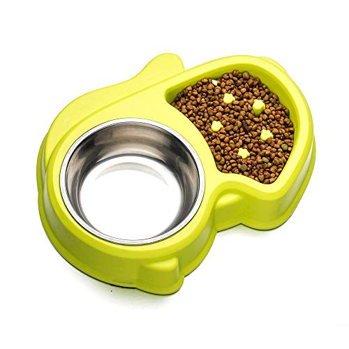 OrderMore Slow Feeder Bowl for Small Dogs and Cats