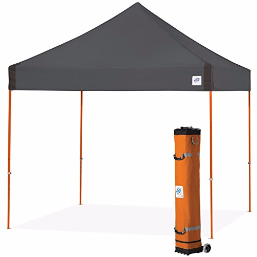 E-Z UP Vantage Canopy Instant Shelter 10ft x 10ft Gazebo Tent - Steel Grey .sell#(icanopy ,ket280172307487545 by itonotry