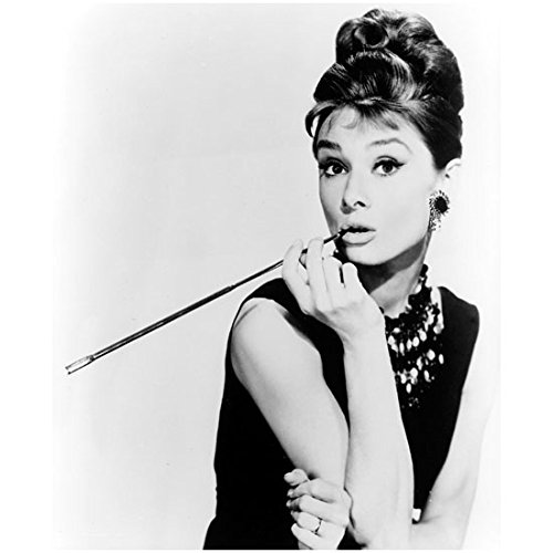 Audrey Hepburn 8 x 10 Photo My Fair Lady Funny Face Sabrina Breakfast at Tiffany's Long Cig Holder kn (Pics Of Audrey Hepburn compare prices)