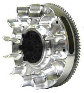 (ARC Billet Flywheel, for Honda GX390 Adj)