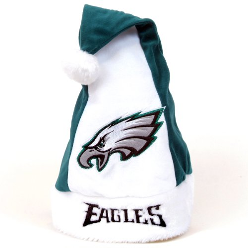 NFL Philadelphia Eagles Santa Light-Up Hat
