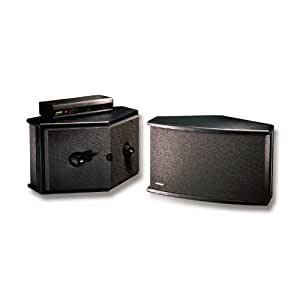 Bose 901-VI Direct/Reflecting Speakers - Altavoces (450W, 8 Ohmio, Negro, 16 kg, Altavoces de piso, 533 x 324 x 324 mm)