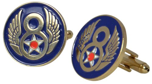 Epic Militaria Military Style Cuff Links (US 8th Airforce)