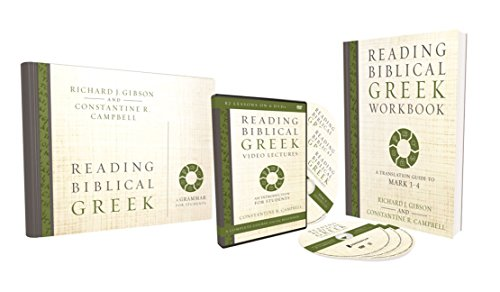 (Reading Biblical Greek Pack: An Introduction for Students)