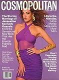 Cosmopolitan Magazine August 1989 Tatjana Patitz Cover