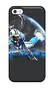 Awesome Design Calvin Johnson Hard Case Cover For Iphone 5/5s