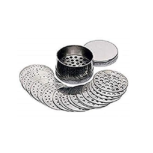 Sorting Diamond Sieves 23 Plates 47mm Stainless Steel Accurate Precision in Measurements from diamond009