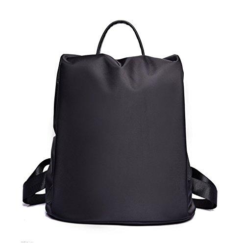 Yokeeyoo - Red Backpack Bag Free Black Woman Crimson Red