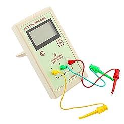 Yosoo MK-328 Transistor Tester Capacitor...