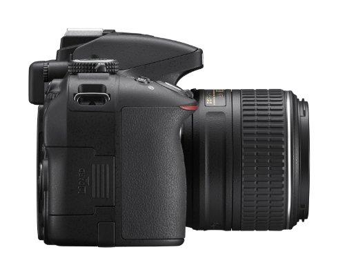 Nikon D5300 24.2 MP CMOS Digital SLR Camera with 18-55mm f/3.5-5.6G ED VR Auto Focus-S DX NIKKOR Zoom Lens (Black) 5