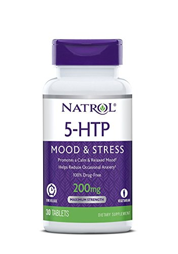 Natrol 5-HTP Mood and Stress, 200mg, 60 Tablets Review
