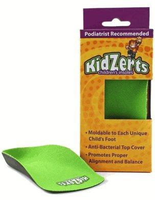 Kidzerts ¾ length Children's Arch Support Insoles (4-5)