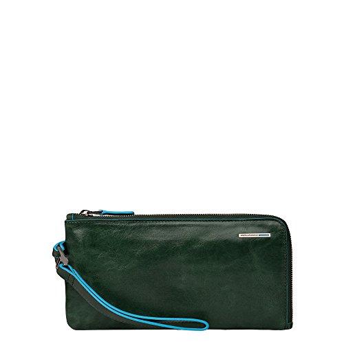 Piquadro Bolso de mano  Verde Oscuro Verde Oscuro