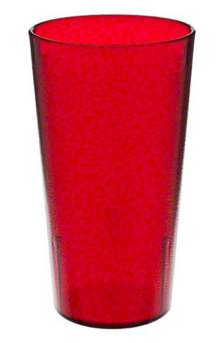 Plastic Colorware Tumbler - 7