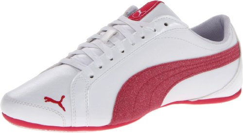 f6d8fa7b856 Puma Women s Janine Dance Glitter Lace-Up Fashion Sneaker - Import ...