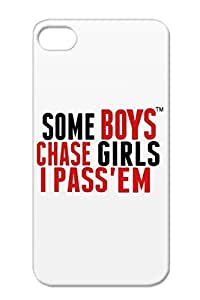Racing Sports I LOVE SHOES BOOZE AND BOYS WITH TATTOOS SOME DUDES MARRY SO GET OVER MARATHON KICKING ASS ONE STEP AT A TIME ITS GOOD TO BE THE KING CHASE GIRLS PASSEM BITCH DONT KILL MY VIBE Men Red TPU Protective Case For Iphone 4