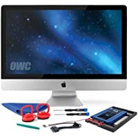 OWC 1.0TB 3G SSD and HDD DIY Complete Bundle Upgrade Kit for Late 2009-2010 iMacs