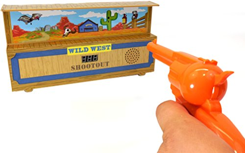 MerchSource, LLC The Black Series Black Series Electronic Wild West Shooting Target Game price tips cheap