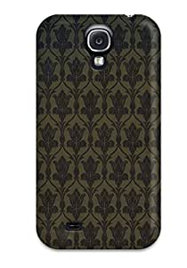 Galaxy S4 funda Sherlock Web Newres Customres - patrón caso embalaje ecológico