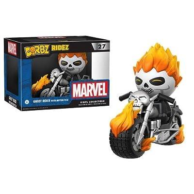 Funko Dorbz Ridez Marvel Ghost Rider Action Figure: Funko Dorbz Ridez:: Toys & Games