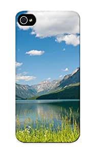 Christmas Day's Gift- New Arrival Cover Case With Nice Design For Iphone 5/5s- Bowman Lake