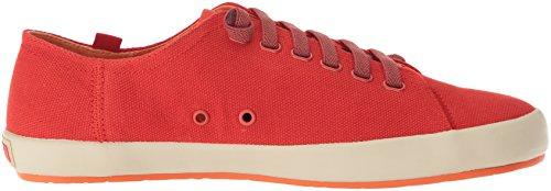 Camper Rambla Rojo Vulcanizado Zapatillas Hombre Sneakers Peu rSRw5qr