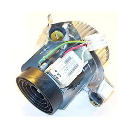 Carrier Draft (326628-761 - Carrier Furnace Draft Inducer / Exhaust Vent Venter Motor - OEM Replacement)