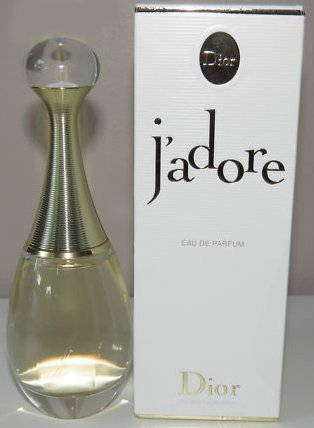 J'adore Perfume By Christian Dior Eau De Parfum 5ml-0.17fl.oz Miniature for Women Splash (Note* Minis Approximately 2.1/2 to 3 Inches in Height). Boxed (Miniature Parfums De Les Dior)