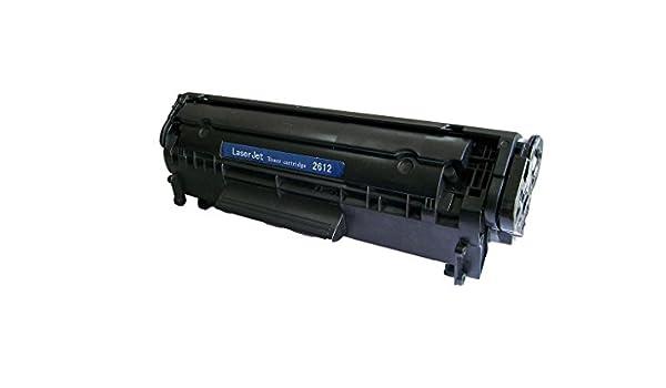 Q2612A -C Toner Impresora Compatible con HP bk, Nº 12a, . (2500 ...