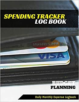 amazon spending tracker log budget planning personal expense